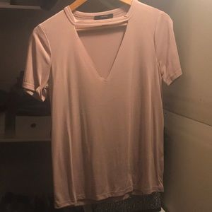 Mauve top forever 21